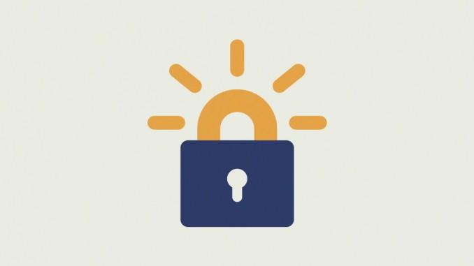 letsencrypt logosu
